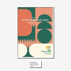 벌룬프렌즈 슬로우 포스터 - A3
