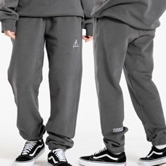 [양기모] 25P UNISEX LOGO POINT SWEAT JOGGER PANTS_ch