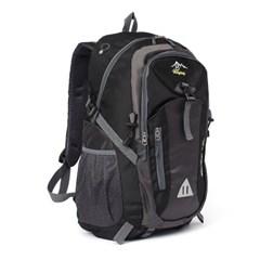 알래스카 방수 등산가방(블랙)/ 경량 스포츠 배낭