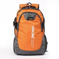 산행 초경량 등산가방(오렌지)/ 방수 스포츠배낭
