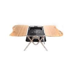 에바큐 테이블 캠핑 화로테이블 바베큐준비물 (대형)