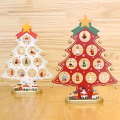 [HICKIES] 입체 목각 크리스마스 트리 27cm_(1278006)