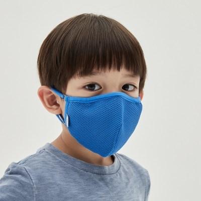 에이퓨리 에어라이트 항균 면마스크 아동 블루베리