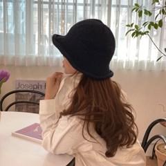 울 니트 벙거지 여자 버킷햇 가을 겨울 모자 8color