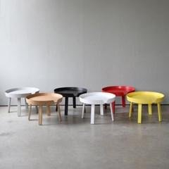 디센 카르보 어라운드 원목 원형 테이블 L 5colors_(11054684)