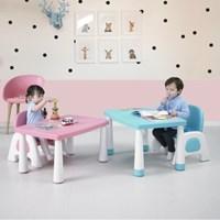 [1+1]파파앤키즈 콩콩이 유아용 높이조절 어린이 책상_(1708560)