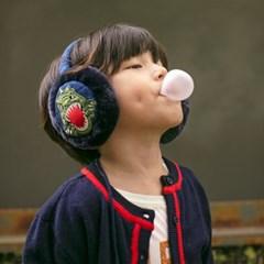 아동 귀도리 다이몬쥬티라노 겨울 캐릭터 귀마개_(11613326)