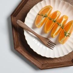 롬우드 과일 티포크 14cm_(1740237)