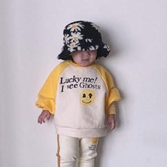 페) 럭키 아동 양기모 맨투맨
