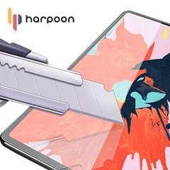 하푼 LG 패드3 10.1 V755 9H 강화글라스 태블릿필름