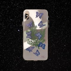 butterfly within peace phone case