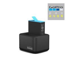 [고프로] GO915 HERO 히어로9 듀얼배처리 차저+배터리