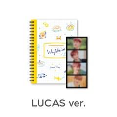 [WayVision] WayV - 코멘터리북+필름SET (LUCAS Ver.)
