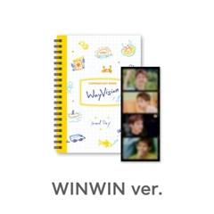 [WayVision] WayV - 코멘터리북+필름SET (WINWIN Ver.)