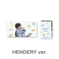 [WayVision] WayV - 플립북+포토카드SET (HENDERY Ver.)