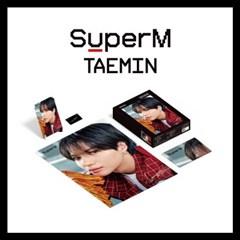 슈퍼엠(SuperM) - 퍼즐 패키지 (태민 버전) [주문제작 한정판]