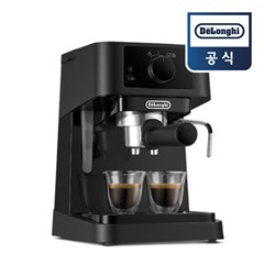 [드롱기] 반자동 커피머신 스틸로사