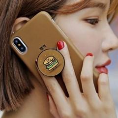 아이폰6 6S 귀염뽀짝 스마트톡 캐릭터 하드 케이스