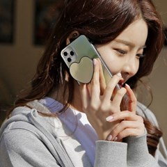 하푼 아이폰6 6S 하트톡 미러 범퍼케이스