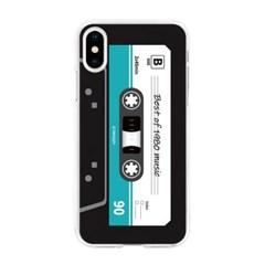 하푼 아이폰6 6S 카세트테이프 젤리케이스