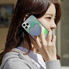 하푼 아이폰6 6S플러스 하트톡 미러 범퍼케이스