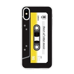 하푼 아이폰6 6S플러스 카세트테이프 젤리케이스