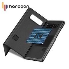 갤럭시노트9 노트8 노트5 스마트 IC칩 클리어 뷰커버