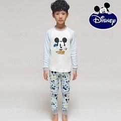 디즈니 아동 내의 실내복 (남아 미키스타 스카이)