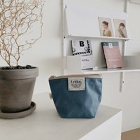 Lykke Classic Pouch_Indian Blue
