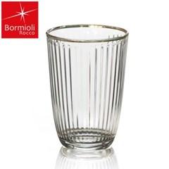 보르미올리 롱드링크 390ml 골드라인 유리컵 온더락 소맥잔