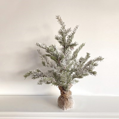 노르웨이 숲 크리스마스 트리 75cm 카페인테리어 소품
