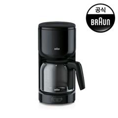 [브라운] 커피메이커 KF3100BK