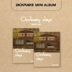 딕펑스(DICKPUNKS) - 미니 앨범 [Ordinary Days]