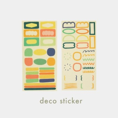 deco sticker