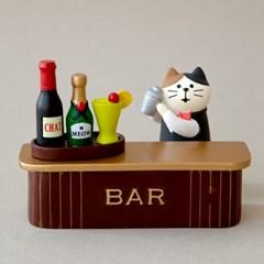 데꼴 2020 고양이 BAR 피규어 테이블
