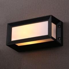 LED겸용 외부벽등 포엣지 블랙_(1980619)