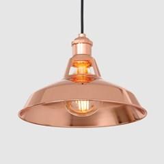 LED겸용 식탁등 와이번 1등 펜던트 로즈골드 유광 레일_(1980036)