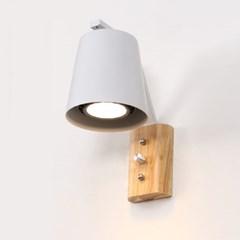 LED 미밍 벽등 화이트_(1980026)