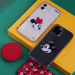 엘라고 디즈니 아이폰12 미니 프로 맥스 케이스-멀티미키