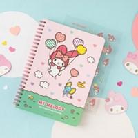 [Sanrio] 마이멜로디 스터디 플래너+수첩 세트