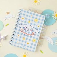 [Sanrio] 시나모롤 스터디 플래너+수첩 세트