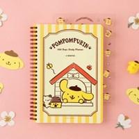 [Sanrio] 폼폼푸린 스터디 플래너+수첩 세트