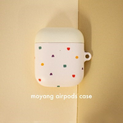 moyang airpods hard case