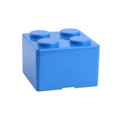 블럭 멀티 수납함 보관함 - 블루