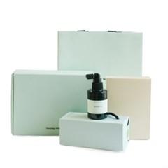 air perfume + linen pouch SET