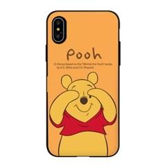 아이폰8 7플러스 디즈니 푸 카드도어 범퍼케이스