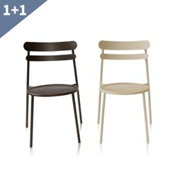 CH1144 필웰 베른 스틸 의자 2개세트_(303121750)