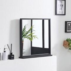 준우드 스탠드600 블랙/화이트/메이플/레드 스탠드 거울