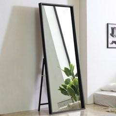 준우드 거치경700 블랙/화이트/메이플/레드 전신거울