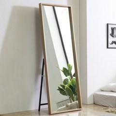 준우드 거치경600 블랙/화이트/메이플/레드 전신거울